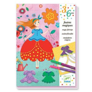 Djeco Ζωγραφίζω με μαγικούς μαρκαδόρους και ντύνω 'Κορίτσι', χειροτεχνίες, χειροτεχνίες για παιδιά, κατασκευές, καλλιτεχνικά, εκπαιδευτικά παιχνίδια, ζωγραφική, ζωγραφιές, παιδαγωγικά, εκπαιδευτικά, παιδαγωγικά παιχνίδια, καλλιτεχνικά, παιχνιδια, πεχνιδια, paixnidia gia koritsia, παιχνιδια για αγορια, paixnidia gia agoria, παιχνιδια για παιδια, παιδικα παιχνιδια, djeco, djeco παιχνίδια, djeco παζλ, djeco online shop, παιχνίδια djeco αθήνα, djeco θεσσαλονικη, djeco 09886