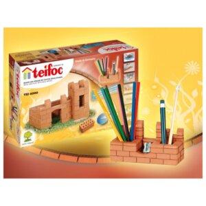 Teifoc Χτίζοντας Κάστρο-Μολυβοθήκη, teifoc, σετ κατασκευής, κατασκευή, κατασκευές, κατασκευες, κατασκευεσ, κατασκευη, φτιαξτο, παιδικες κατασκευες, ειδη χομπυ, kataskeues, teifoc 4000