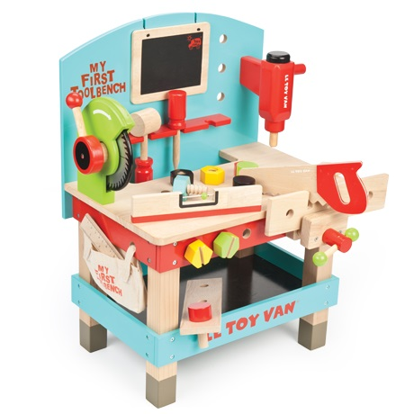Le Toy Van Ξύλινος Πάγκος Εργαλείων, εργαλεία για παιδιά, παιχνίδια για αγόρια, παιχνιδια για αγορια, μάστορας, μάστορες, ξύλινα παιχνίδια, παιχνίδια, παιχνιδια, δώρα, δώρο, δώρα για αγόρια, δώρα για παιδιά, οικολογικά παιχνίδια, tv448, le toy van, παιχνίδια le toy van