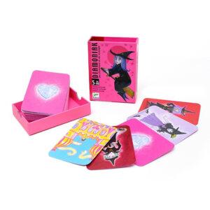 Djeco Επιτραπέζιο καρτών 'Νεράιδες και Μαγισσούλες', djeco, djeco 05117, επιτραπέζια παιχνίδια, επιτραπεζια, επιτραπεζια παιχνιδια, εκπαιδευτικά παιχνίδια, παιδαγωγικά παιχνίδια, παιδικά παιχνίδια, δώρα, δώρο, επιτραπέζια, παιχνίδια για κορίτσια, παιχνίδια για αγόρια