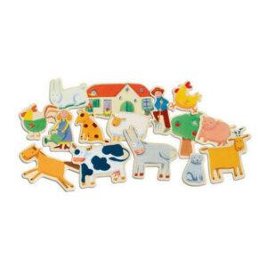 Djeco Ξύλινα Μαγνητάκια 'Το Αγρόκτημα', εκπαιδευτικά παιχνίδια, παιδαγωγικά παιχνίδια, παιδικά παιχνίδια, δώρα, δώρο, επιτραπέζια, παιχνίδια για κορίτσια, παιχνίδια για αγόρια, παιδικά παιχνίδια, δώρα, δώρο, επιτραπέζια, παιχνίδια για κορίτσια, παιχνίδια για αγόρια, djeco, djeco παιχνίδια, djeco παζλ, djeco online shop, παιχνίδια djeco αθήνα, djeco θεσσαλονικη, djeco 03110