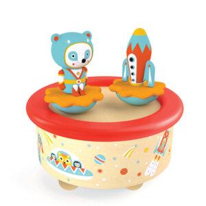 Djeco Μαγνητικό μουσικό κουτί 'Διάστημα', μουσικα κουτια, μουσικο κουτι, παιχνιδια, πεχνιδια, paixnidia gia koritsia, παιχνιδια για αγορια, paixnidia gia agoria, μουσικη, ξύλινα παιχνίδια, παιχνιδια για παιδια, παιδικα παιχνιδια, ξυλινα παιχνιδια, djeco, djeco παιχνίδια, djeco παζλ, djeco online shop, παιχνίδια djeco αθήνα, djeco θεσσαλονικη, djeco 06052