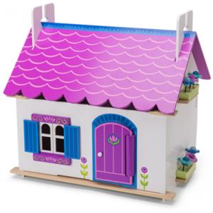 Ξύλινο κουκλόσπιτο Anna's Little House της Le Toy Van, παιδικα παιχνιδια, εκπαιδευτικα παιχνιδια, παιχνιδια με σπιτια, κατασκευεσ για παιδια, κουκλοσπιτο, κουκλοσπιτα, κουκλόσπιτο, κουκλόσπιτα, H151, le toy van, παιχνίδια le toy van