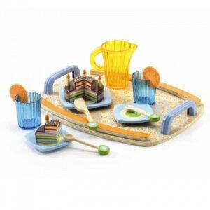 Djeco Δίσκος 'Τσάι πάρτι', κουζινικά, κουζινικά παιχνίδια, κουζινικά για κορίτσια, koyzinika, kouzinika, ξύλινα παιχνίδια, παιχνίδι ρόλων, παιχνίδια ρόλων, παιχνιδια, πεχνιδια, paixnidia gia koritsia, παιχνίδια για κορίτσια, παιχνιδια για παιδια, παιδικα παιχνιδια, djeco, djeco παιχνίδια, djeco παζλ, djeco online shop, παιχνίδια djeco αθήνα, djeco θεσσαλονικη, djeco 06518