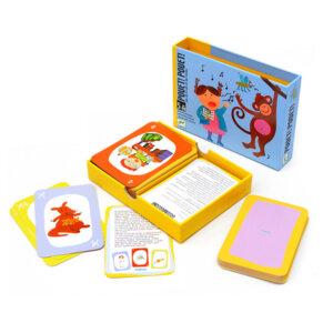 Djeco Επιτραπέζιο καρτών μίμησης, djeco, djeco 05152, επιτραπέζια παιχνίδια, επιτραπεζια, επιτραπεζια παιχνιδια, εκπαιδευτικά παιχνίδια, παιδαγωγικά παιχνίδια, παιδικά παιχνίδια, δώρα, δώρο, επιτραπέζια, παιχνίδια για κορίτσια, παιχνίδια για αγόρια