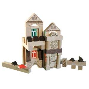 Ebert Τουβλάκια Αρχιτεκτονικά Κατασκευή 'Noblesse', σετ κατασκευής, κατασκευή, κατασκευές, κατασκευες, κατασκευεσ, κατασκευη, φτιαξτο, παιδικες κατασκευες, ειδη χομπυ, kataskeues, ξύλινα παιχνίδια, ξυλινα παιχνιδια, ebert, ebert 315411