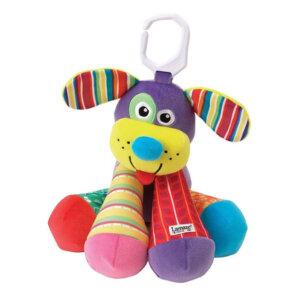 Lamaze Κρεμαστό Παιχνίδι Σκυλάκι Με Ήχους Και Νότες, lamaze, lamaze παιχνίδια, lamaze toys, LC27028, παιχνιδια, ζωακια, κουκλα, zoakia, παιχνιδια με ζωα, κουκλεσ μωρα, παιδικα, μωρο, βρεφικα ειδη, μωρα, το παιχνιδι, zvakia, koukles, παιχνιδια για παιδια, παιχνιδια με αρκουδακια