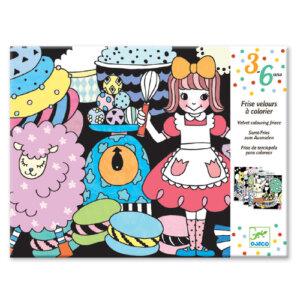 Djeco Ζωγραφική με μαύρο φόντο 'Παρέλαση γλυκών', χειροτεχνίες, χειροτεχνίες για παιδιά, κατασκευές, καλλιτεχνικά, εκπαιδευτικά παιχνίδια, ζωγραφική, ζωγραφιές, παιδαγωγικά, εκπαιδευτικά, παιδαγωγικά παιχνίδια, καλλιτεχνικά, παιχνιδια, πεχνιδια, paixnidia gia koritsia, παιχνιδια για αγορια, paixnidia gia agoria, παιχνιδια για παιδια, παιδικα παιχνιδια, djeco, djeco παιχνίδια, djeco παζλ, djeco online shop, παιχνίδια djeco αθήνα, djeco θεσσαλονικη, djeco 09625