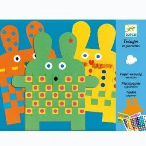 Djeco Δημιουργώ με αυτοκόλλητα 'Κουνελάκια', χειροτεχνίες, χειροτεχνίες για παιδιά, κατασκευές, καλλιτεχνικά, εκπαιδευτικά παιχνίδια, ζωγραφική, ζωγραφιές, παιδαγωγικά, εκπαιδευτικά, παιδαγωγικά παιχνίδια, καλλιτεχνικά, παιχνιδια, πεχνιδια, paixnidia gia koritsia, παιχνιδια για αγορια, paixnidia gia agoria, παιχνιδια για παιδια, παιδικα παιχνιδια, djeco, djeco παιχνίδια, djeco παζλ, djeco online shop, παιχνίδια djeco αθήνα, djeco θεσσαλονικη, djeco 08938