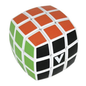 V-CUBE 3 White Pillow, V3WP White Pillow, Μαθηματική Βιβλιοθήκη, mathimatiki vivliothiki, γρίφος, γρίφοι, γρίφοι λογικής, κύβος του ρούμπικ, ρούμπικ, κύβος, το ξύλινο αλογάκι, παιχνίδια, παιχνιδια, παιχνιδια για κοριτσια, σπαζοκεφαλιές, δωρα, δώρα, δώρο, δωρο, επιτραπεζια, εποχιακα, V3WP