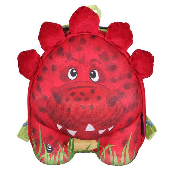 "8895e65bb64 Okiedog Τσάντα προσχολική ""Dino"" | Το Ξύλινο Αλογάκι - παιχνίδια για ..."