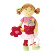 "Sigikid Πάνινη κούκλα ""Μικρό κορίτσι"""