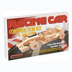 Ξύλινη Κατασκευή Racing Car Construction Kit & Quiz Book, Μαθηματική Βιβλιοθήκη, mathimatiki vivliothiki, κατασκευές, παιδικές κατασκευές, παιδικες κατασκευες, κατασκευες για παιδια, χειροτεχνιες, παιχνιδια για αγορια, παιχνιδια για παιδια, παιδικα παιχνιδια, ξύλινα παιχνίδια, παιχνίδια, παιχνιδια, παιχνιδια για κοριτσια, σπαζοκεφαλιές, δωρα, δώρα, δώρο, δωρο, επιτραπεζια, εποχιακα, CR-9