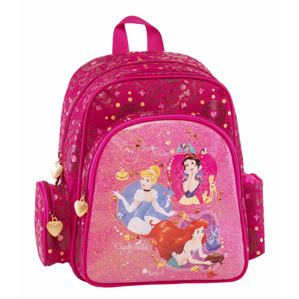 9fb0202b58 Princess Σχολική Τσάντα Νηπιαγωγείου