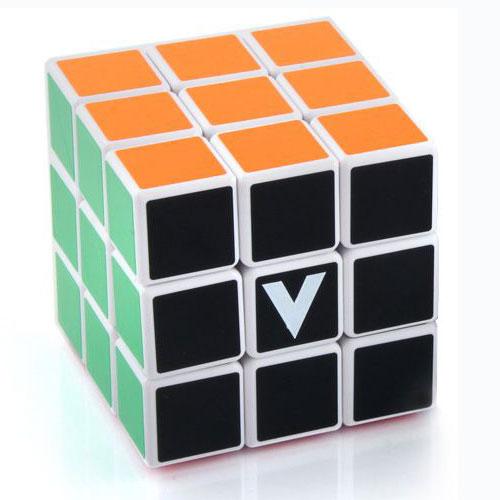 V-CUBE 3 White Flat