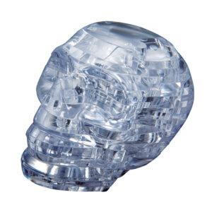 Crystal Puzzle U-Clear Skull 3D, 3D παζλ, 3D puzzle, 3D pazl, παζλ, pazl, puzzle, 3D puzzle, 3D παζλ, παζλ, puzzles, τανκ 3D, Mathimatiki Vivliothiki, παιδικά παιχνίδια, παιχνίδια, παιχνιδια, παιχνίδια για κορίτσια, παιχνίδια για αγόρια, επιτραπέζια, παιχνίδια με παζλ, δώρα, δώρο, crystal puzzle 90117