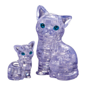 Crystal Puzzle Cat in Paw UV 3D, 3D παζλ, 3D puzzle, 3D pazl, παζλ, pazl, puzzle, 3D puzzle, 3D παζλ, παζλ, puzzles, τανκ 3D, Mathimatiki Vivliothiki, παιδικά παιχνίδια, παιχνίδια, παιχνιδια, παιχνίδια για κορίτσια, παιχνίδια για αγόρια, επιτραπέζια, παιχνίδια με παζλ, δώρα, δώρο, crystal puzzle 90126