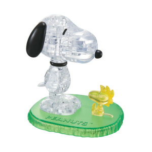 Crystal Puzzle Snoopy & Woodstock 3D, Snoopy, παζλ Snoopy, pazl Snoopy, puzzle Snoopy, 3D παζλ, 3D puzzle, 3D pazl, παζλ, pazl, puzzle, 3D puzzle, 3D παζλ, παζλ, puzzles, τανκ 3D, Mathimatiki Vivliothiki, παιδικά παιχνίδια, παιχνίδια, παιχνιδια, παιχνίδια για κορίτσια, παιχνίδια για αγόρια, επιτραπέζια, παιχνίδια με παζλ, δώρα, δώρο, crystal puzzle 90127