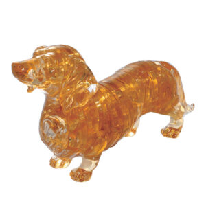 Crystal Puzzle Dachshund 3D, 3D παζλ, 3D puzzle, 3D pazl, παζλ, pazl, puzzle, 3D puzzle, 3D παζλ, παζλ, puzzles, τανκ 3D, Mathimatiki Vivliothiki, παιδικά παιχνίδια, παιχνίδια, παιχνιδια, παιχνίδια για κορίτσια, παιχνίδια για αγόρια, επιτραπέζια, παιχνίδια με παζλ, δώρα, δώρο, crystal puzzle 90141