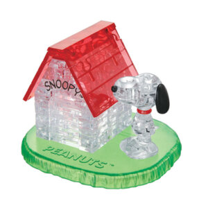 Crystal Puzzle Snoopy & House 3D, Snoopy, παζλ Snoopy, pazl Snoopy, puzzle Snoopy, 3D παζλ, 3D puzzle, 3D pazl, παζλ, pazl, puzzle, 3D puzzle, 3D παζλ, παζλ, puzzles, τανκ 3D, Mathimatiki Vivliothiki, παιδικά παιχνίδια, παιχνίδια, παιχνιδια, παιχνίδια για κορίτσια, παιχνίδια για αγόρια, επιτραπέζια, παιχνίδια με παζλ, δώρα, δώρο, crystal puzzle 90227