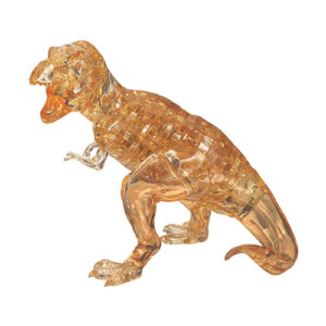 Crystal Puzzle T-Rex U Brown 3D, 3D παζλ, 3D puzzle, 3D pazl, παζλ, pazl, puzzle, 3D puzzle, 3D παζλ, παζλ, puzzles, τανκ 3D, Mathimatiki Vivliothiki, παιδικά παιχνίδια, παιχνίδια, παιχνιδια, παιχνίδια για κορίτσια, παιχνίδια για αγόρια, επιτραπέζια, παιχνίδια με παζλ, δώρα, δώρο, crystal puzzle 90234