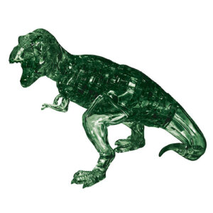Crystal Puzzle T-Rex U Green 3D, 3D παζλ, 3D puzzle, 3D pazl, παζλ, pazl, puzzle, 3D puzzle, 3D παζλ, παζλ, puzzles, τανκ 3D, Mathimatiki Vivliothiki, παιδικά παιχνίδια, παιχνίδια, παιχνιδια, παιχνίδια για κορίτσια, παιχνίδια για αγόρια, επιτραπέζια, παιχνίδια με παζλ, δώρα, δώρο, crystal puzzle 90334