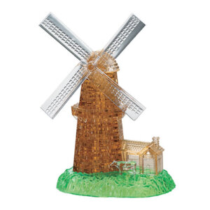 Crystal Puzzle Windmill 3D, D παζλ, 3D puzzle, 3D pazl, παζλ, pazl, puzzle, 3D puzzle, 3D παζλ, παζλ, puzzles, τανκ 3D, Mathimatiki Vivliothiki, παιδικά παιχνίδια, παιχνίδια, παιχνιδια, παιχνίδια για κορίτσια, παιχνίδια για αγόρια, επιτραπέζια, παιχνίδια με παζλ, δώρα, δώρο, crystal puzzle 91010