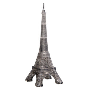 Crystal Puzzle Eiffel Tower Black 3D, 3D παζλ, 3D puzzle, 3D pazl, παζλ, pazl, puzzle, 3D puzzle, 3D παζλ, παζλ, puzzles, τανκ 3D, Mathimatiki Vivliothiki, παιδικά παιχνίδια, παιχνίδια, παιχνιδια, παιχνίδια για κορίτσια, παιχνίδια για αγόρια, επιτραπέζια, παιχνίδια με παζλ, δώρα, δώρο, crystal puzzle 91207