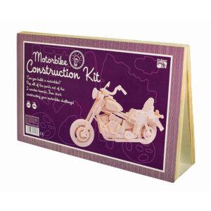 Professor Puzzle Ξύλινη κατασκευή Motorbike Construction Kit, 3d puzzle, 3d παζλ, παζλ, Μαθηματική Βιβλιοθήκη, mathimatiki vivliothiki, κατασκευές, παιδικές κατασκευές, παιδικες κατασκευες, κατασκευες για παιδια, χειροτεχνιες, παιχνιδια για αγορια, παιχνιδια για παιδια, παιδικα παιχνιδια, ξύλινα παιχνίδια, παιχνίδια, παιχνιδια, παιχνιδια για κοριτσια, σπαζοκεφαλιές, δωρα, δώρα, δώρο, δωρο, επιτραπεζια, εποχιακα, CK-3