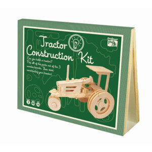 Professor Puzzle Ξύλινη κατασκευή Tractor Construction Kit, 3d puzzle, 3d παζλ, παζλ, Μαθηματική Βιβλιοθήκη, mathimatiki vivliothiki, κατασκευές, παιδικές κατασκευές, παιδικες κατασκευες, κατασκευες για παιδια, χειροτεχνιες, παιχνιδια για αγορια, παιχνιδια για παιδια, παιδικα παιχνιδια, ξύλινα παιχνίδια, παιχνίδια, παιχνιδια, παιχνιδια για κοριτσια, σπαζοκεφαλιές, δωρα, δώρα, δώρο, δωρο, επιτραπεζια, εποχιακα, CK-9