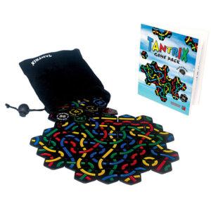Επιτραπέζιο - Γρίφος Tantrix Pocket Game Pack, tantrix, επιτραπέζια παιχνίδια, επιτραπεζια, επιτραπεζια παιχνιδια, εκπαιδευτικά παιχνίδια, παιδαγωγικά παιχνίδια, παιδικά παιχνίδια, δώρα, δώρο, επιτραπέζια, παιχνίδια για κορίτσια, παιχνίδια για αγόρια, μαθηματικη βιβλιοθηκη