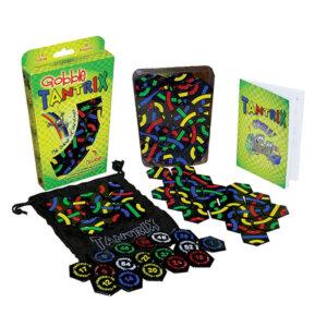 Επιτραπέζιο - Γρίφος Tantrix Gobble, tantrix, επιτραπέζια παιχνίδια, επιτραπεζια, επιτραπεζια παιχνιδια, εκπαιδευτικά παιχνίδια, παιδαγωγικά παιχνίδια, παιδικά παιχνίδια, δώρα, δώρο, επιτραπέζια, παιχνίδια για κορίτσια, παιχνίδια για αγόρια, μαθηματικη βιβλιοθηκη