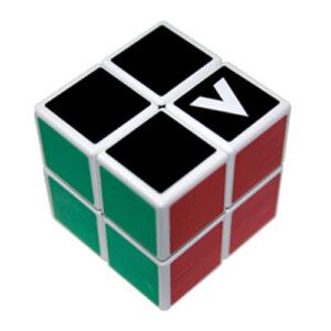 V-CUBE 2 White Flat, V2 White Flat, Μαθηματική Βιβλιοθήκη, mathimatiki vivliothiki, γρίφος, γρίφοι, γρίφοι λογικής, κύβος του ρούμπικ, ρούμπικ, κύβος, το ξύλινο αλογάκι, παιχνίδια, παιχνιδια, παιχνιδια για κοριτσια, σπαζοκεφαλιές, δωρα, δώρα, δώρο, δωρο, επιτραπεζια, εποχιακα, V2W