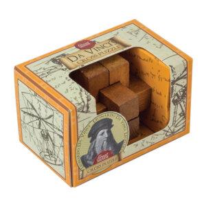 Professor Puzzle Da Vinci's Cross Mini Puzzle, Μαθηματική Βιβλιοθήκη, mathimatiki vivliothiki, γρίφος, γρίφοι, γρίφοι λογικής, κύβος του ρούμπικ, ρούμπικ, κύβος, το ξύλινο αλογάκι, παιχνίδια, παιχνιδια, παιχνιδια για κοριτσια, σπαζοκεφαλιές, δωρα, δώρα, δώρο, δωρο, επιτραπεζια, εποχιακα, MG-2
