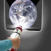 "Brainstorm Προβολέας Πύραυλος ""Rocket Projector"""