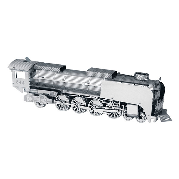 """Puzzle 3D """"Steam Locomotive"""""""