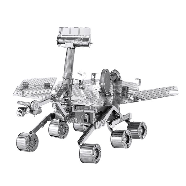 """Puzzle 3D """"Mars Rover"""", Mars Rover, 3D παζλ, 3D puzzle, 3D pazl, παζλ, pazl, puzzle, 3D puzzle, 3D παζλ, παζλ, puzzles, τανκ 3D, Mathimatiki Vivliothiki, παιδικά παιχνίδια, παιχνίδια, παιχνιδια, παιχνίδια για κορίτσια, παιχνίδια για αγόρια, επιτραπέζια, παιχνίδια με παζλ, δώρα, δώρο, fascinations MMS077"""