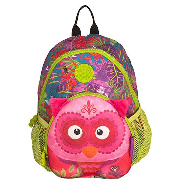 Okiedog Τσάντα προσχολική «Owl»