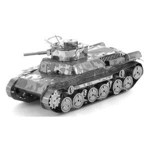 Puzzle 3D Tanks