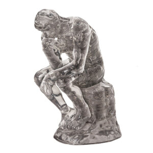 Crystal Puzzle The Thinker 3D, 3D παζλ, 3D puzzle, 3D pazl, παζλ, pazl, puzzle, 3D puzzle, 3D παζλ, παζλ, puzzles, τανκ 3D, Mathimatiki Vivliothiki, παιδικά παιχνίδια, παιχνίδια, παιχνιδια, παιχνίδια για κορίτσια, παιχνίδια για αγόρια, επιτραπέζια, παιχνίδια με παζλ, δώρα, δώρο, crystal puzzle 90150
