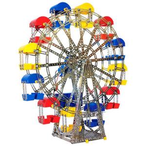 Eitech Μεταλλική κατασκευή 'Ρόδα Λούνα Παρκ', Eitech, eitech 00017, σετ κατασκευής, κατασκευή, κατασκευές, κατασκευες, κατασκευεσ, κατασκευη, φτιαξτο, παιδικες κατασκευες, ειδη χομπυ, kataskeues