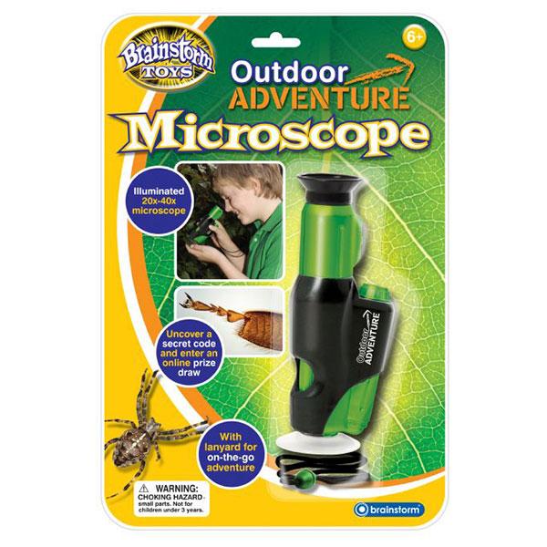Brainstorm Μικροσκόπιο Τσέπης