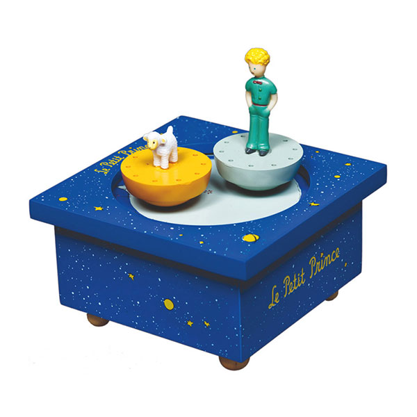 Trousselier Μαγνητικό μουσικό κουτί Le Petit Prince©