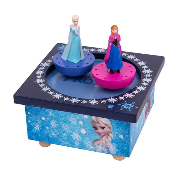 Trousselier Μαγνητικό μουσικό κουτί Elsa & Ana – Frozen