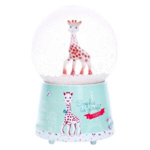 Trousselier Χιονόμπαλα Sophie The Giraffe© με μουσική, Sophie The Giraffe, χιονομπαλα, χιονομπαλες, μπαλαρινα, χιονομπαλα μπαλαρινα, χιονομπαλεσ μπαλαρινα, μπαλαρινα, μπαλαρινες, Trousselier, Trousselier παιχνιδια, Trousselier 98062
