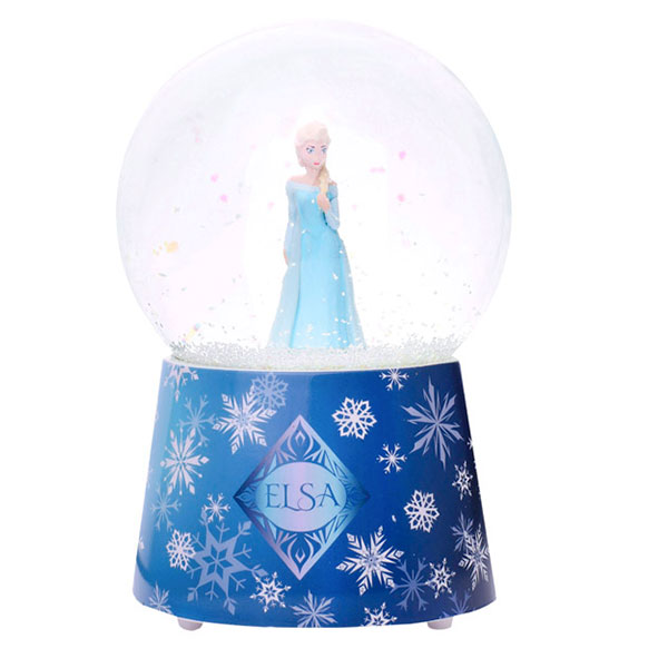 Trousselier Χιονόμπαλα Elsa – Frozen με μουσική
