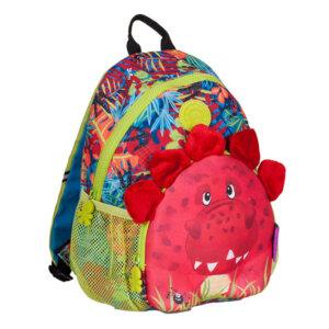 """Okiedog Τσάντα προσχολική """"Dino"""", τσάντες πλάτης, τσάντες, τσάντα, Okiedog 86003, Wildpack, 3D τσάντες, 3D tsantes, σακίδιο πλάτης πολυθεσιακό, τσάντες Okiedog, tsantes Okiedog, τσάντες νηπίου, τσάντα νηπιαγωγείου, τσάντα, πολυθεσιακά σακίδια, πολυθεσιακό σακίδιο, τσάντα πλάτης, σχολική τσάντα, σακίδιο, σχολικά, sxolika, σχολικά είδη, tsanta, tsantes"""