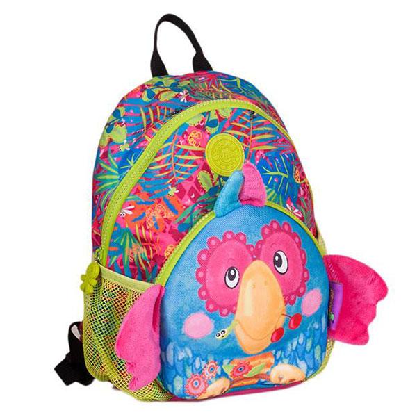 """Okiedog Τσάντα προσχολική """"Parrot"""""""