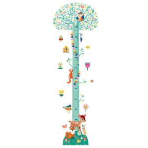 """Djeco Αυτοκόλλητο Αναστημόμετρο """"Δέντρο"""", djeco, djeco 04038, αναστημόμετρο, αναστημόμετρα, djeco αναστημόμετρο, djeco αναστημόμετρα, παιδικό δωμάτιο, βρεφικά, αυτοκόλλητα, αυτοκόλλητα djeco"""