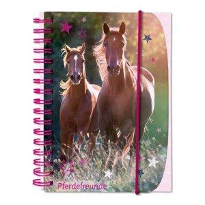 """Σημειωματάριο """"Horse Friends"""" (2 σχέδια), hmerologio, ημερολογιο, τετραδια, χρυσα, σημειοματαριο, μπλοκακι, ατζεντα ημερολογιο, mplok, ειδη δωρων, τετραδιο, είδη δώρων, τετραδιο συνταγων, παιχνιδια, το ημερολογιο, το ημερολογιο μου, μερολογιο, δωρα, δωρο πασχα, πρωτοτυπο, δωρο χριστουγεννων, δωρα χριστουγεννων, δωρα γενεθλιων, χριστουγεννιατικα δωρα, πρωτοτυπα δωρα, δωρα για το σπιτι, τι δωρο να παρω στην κολλητη μου, χειροποιητα χριστουγεννιατικα δωρα, δωρα γενεθλιων για φιλη, το καλυτερο δωρο, ιδέεσ για δώρα γενεθλίων, spiegelburg, spiegelburg 13118"""